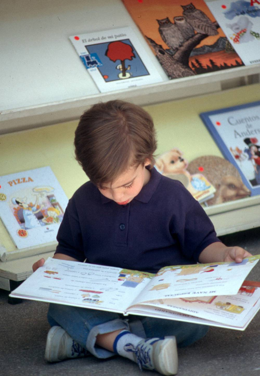 5 things you should keep in mind when choosing your children's books