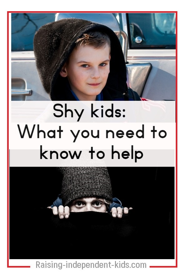 Shy kids: What you need to know to help