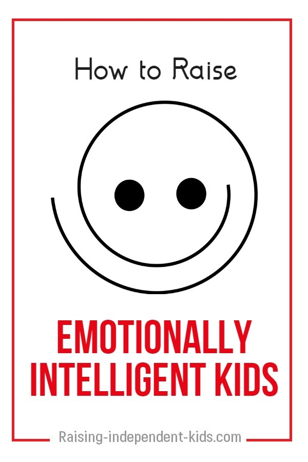Developing emotional intelligence in children
