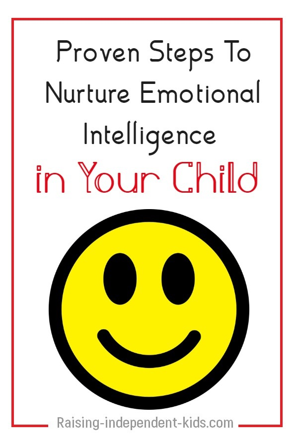 How to enhance your kid's EQ