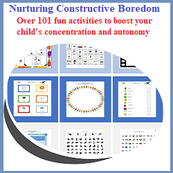 increase your child's focus and concentration