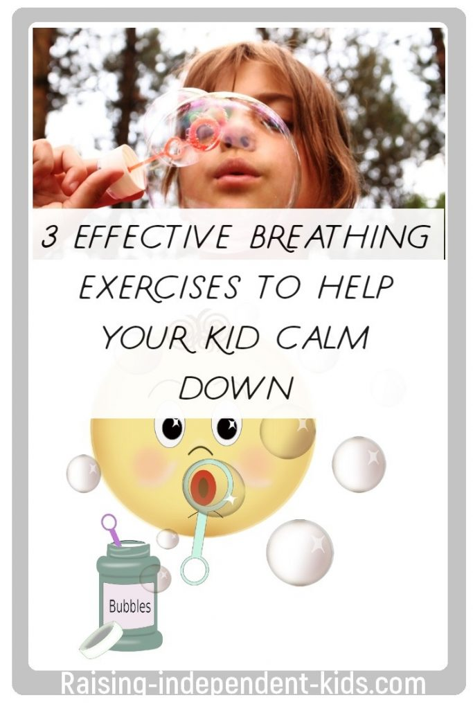 3 effective breathing exercises to help your kid calm down