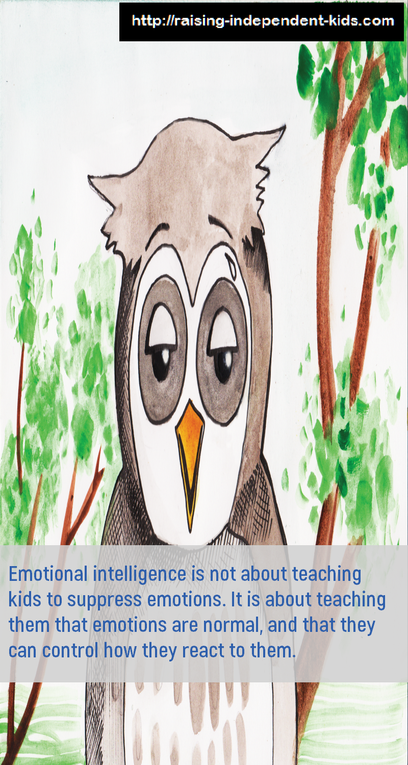 emotional and sensitive kids