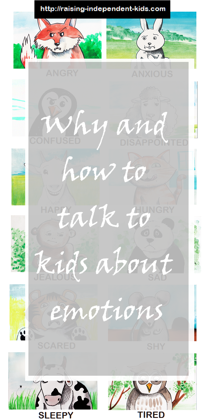 kids emotion regulation