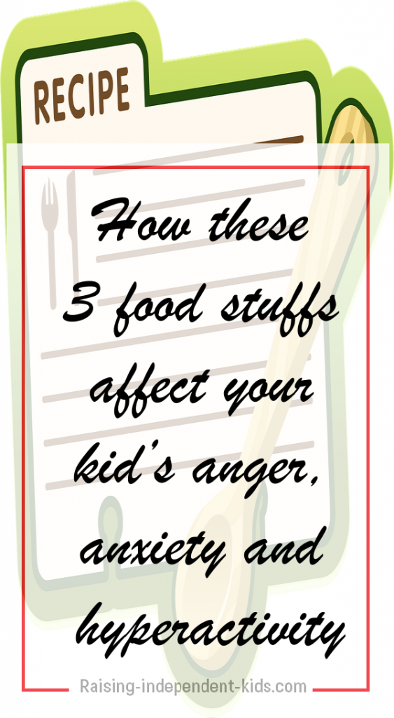 things that worsen your kid's anxiety