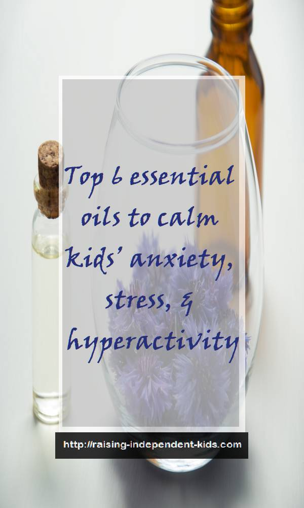 calm kids anxiety, stress and hyperactivity