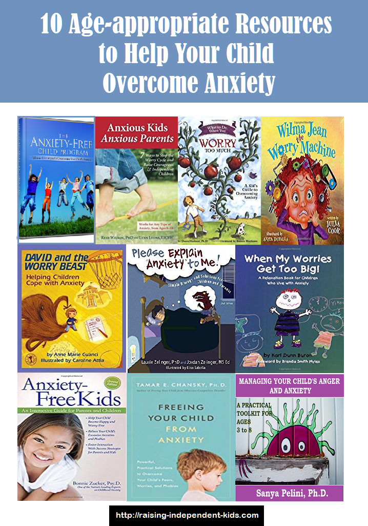 Helping kids deal with stress, anxiety and hypeactivity
