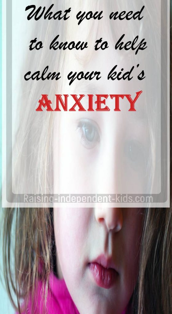 help your kid overcome anxiety