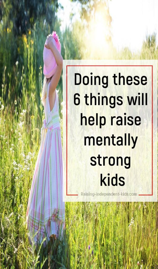 raise self-confident kids