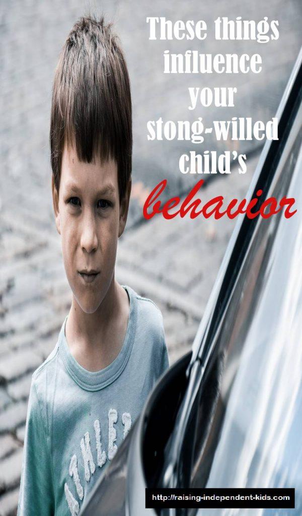 need help with kid's behavior