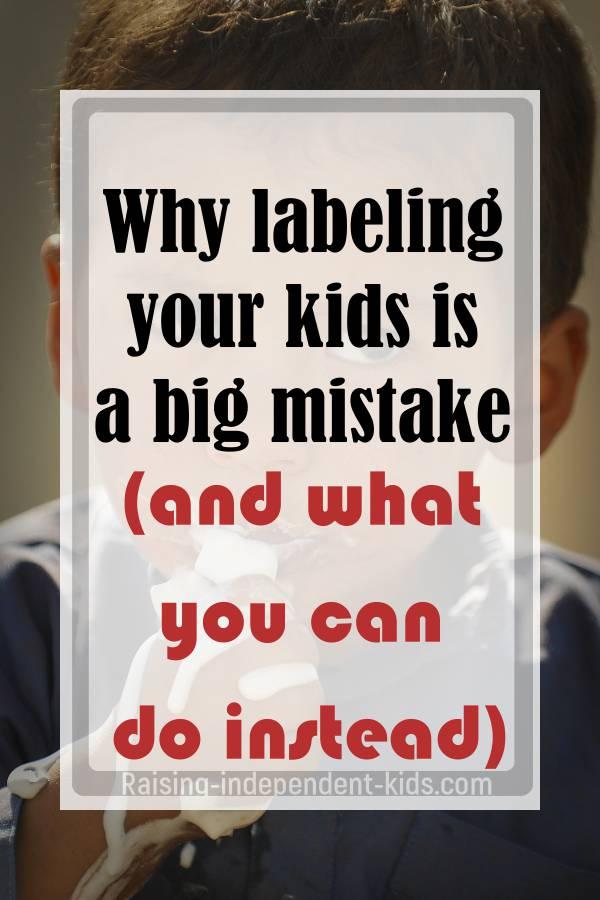 positive behavior for kids