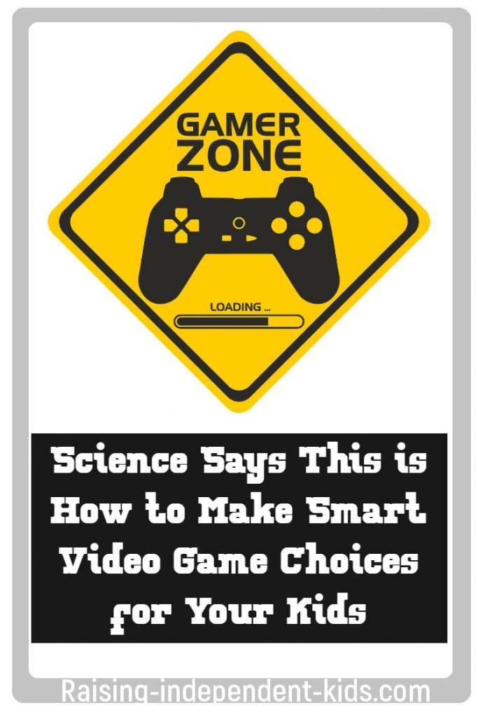 Science Says This is How to Make Smart Video Game Choices for Your Kids