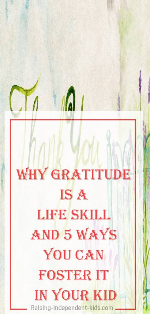 effective tips for kids gratitude