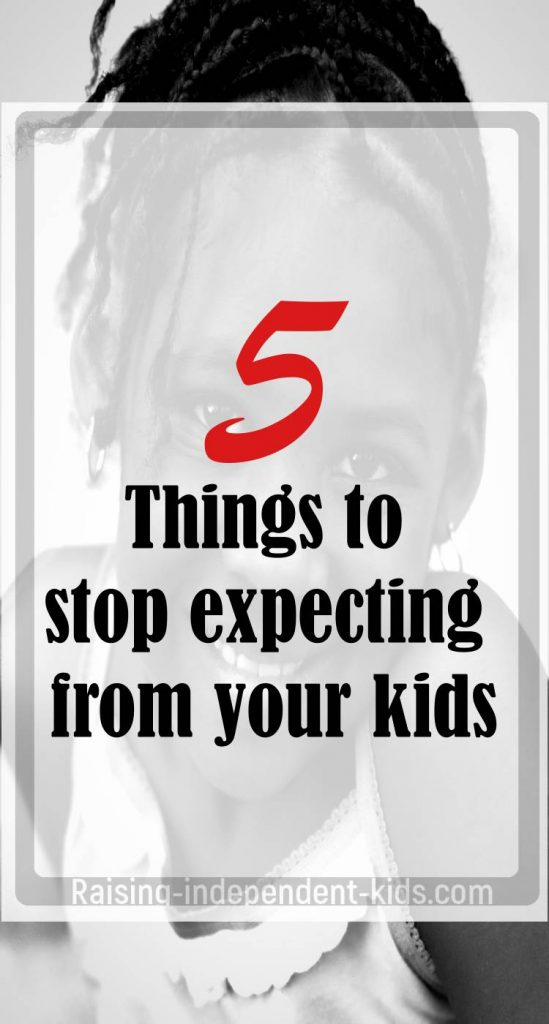 Tips to Setting Realistic Expectations for Your Child