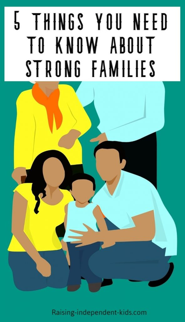 5 things you need to know about strong families