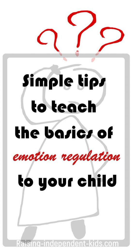 How Do Children Learn to Regulate Their Emotions