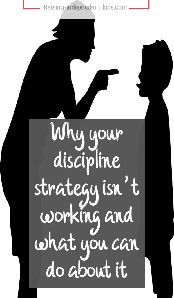 Why your discipline strategy isn't working and what you can do about it
