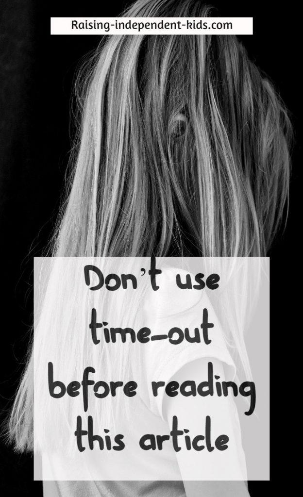 Don't use time-out before reading this article