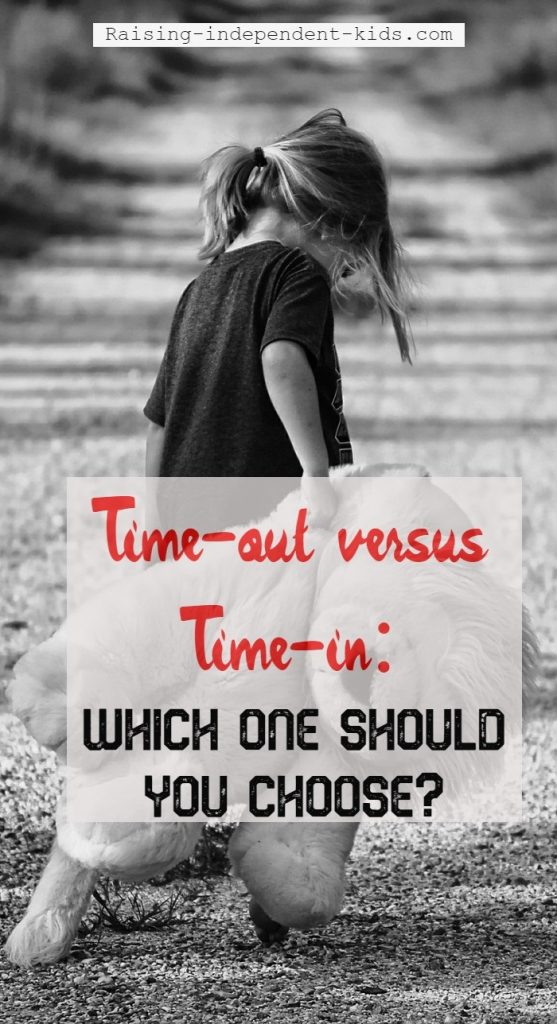 Time-out versus Time-in: which one should you choose?