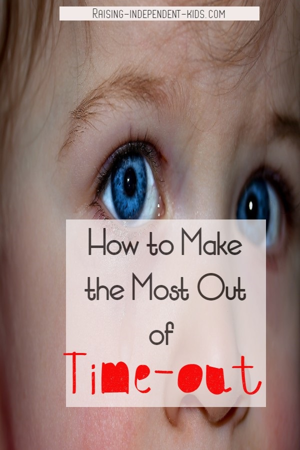 How to make the most out of time-out