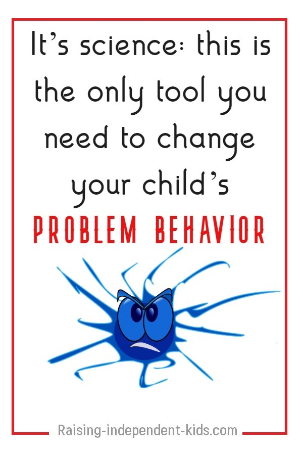 How to Change Your Kids Bad Behavior in a Week