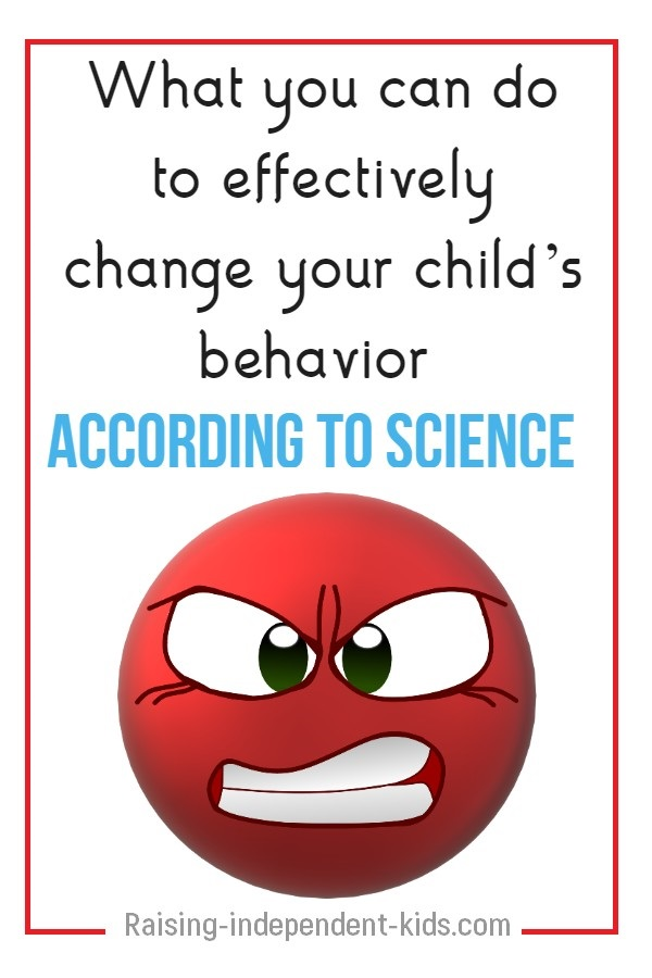 A Positive Discipline Strategy to change your child's behavior