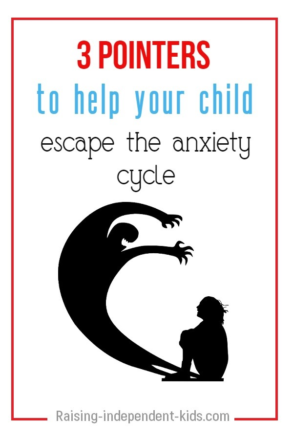 How to deal effectively with an anxious child