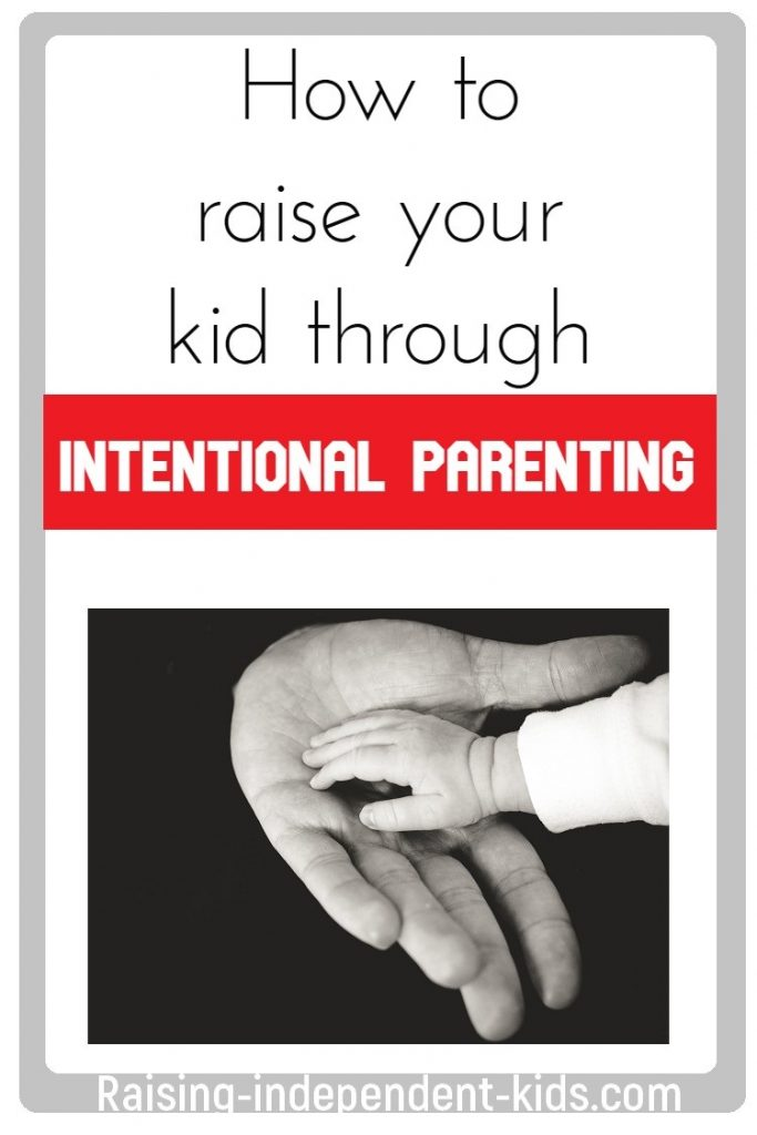 How to become an intentional parent