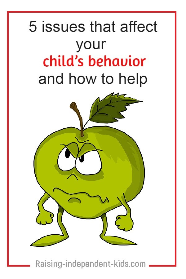 What to do to improve your kid's behavior