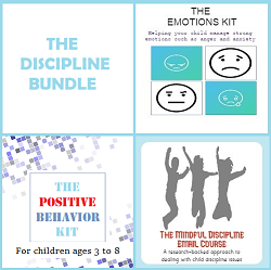 Managing your child's discipline