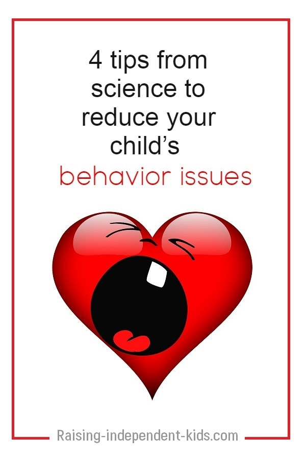 Easy tips to get your child to behave better