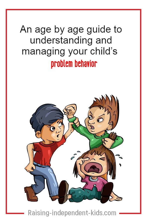 How to manage young children's behavior