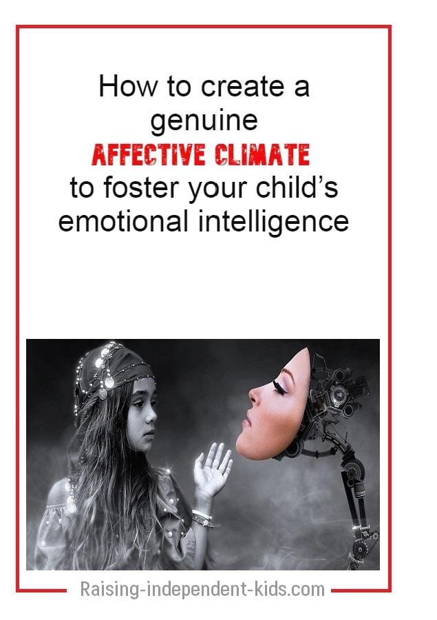 Why an affective climate foster's your child's emotional intelligence