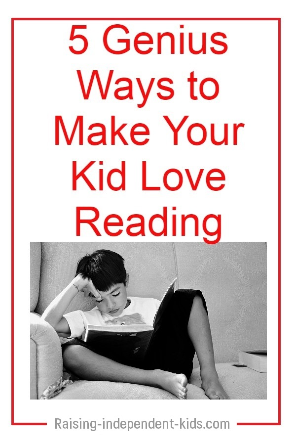 How to motivate your kid to read