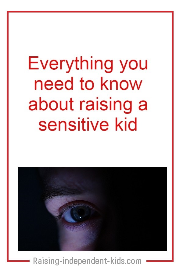 How to help your sensitive kid