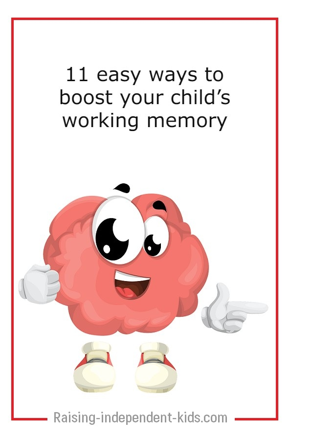 How to improve your child's memory