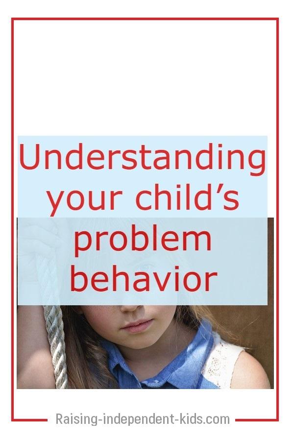 Behavior tips for your child
