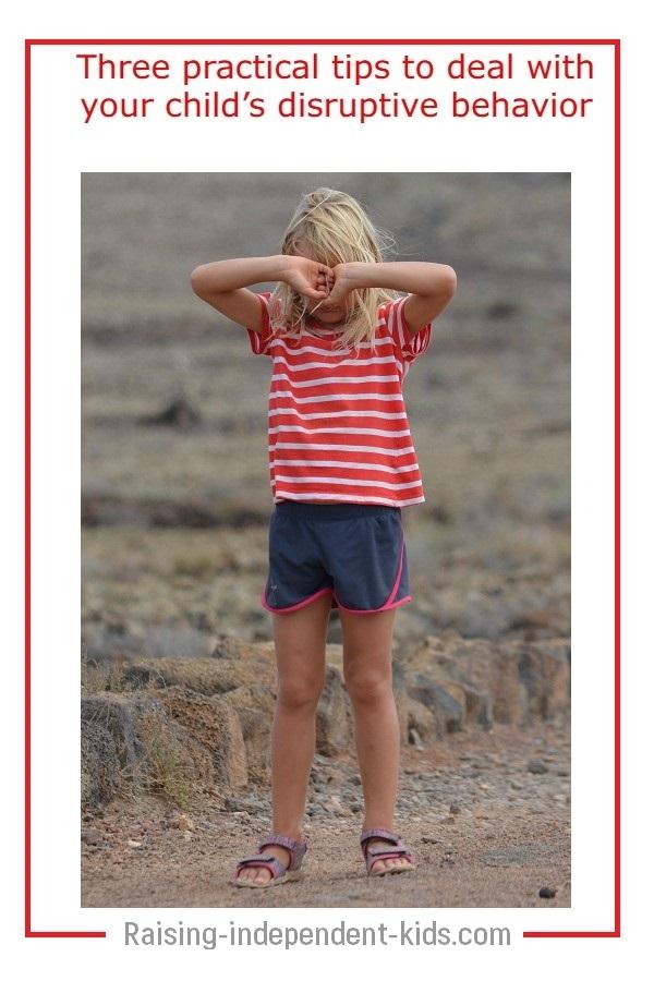 Reducing your child's problem behavior