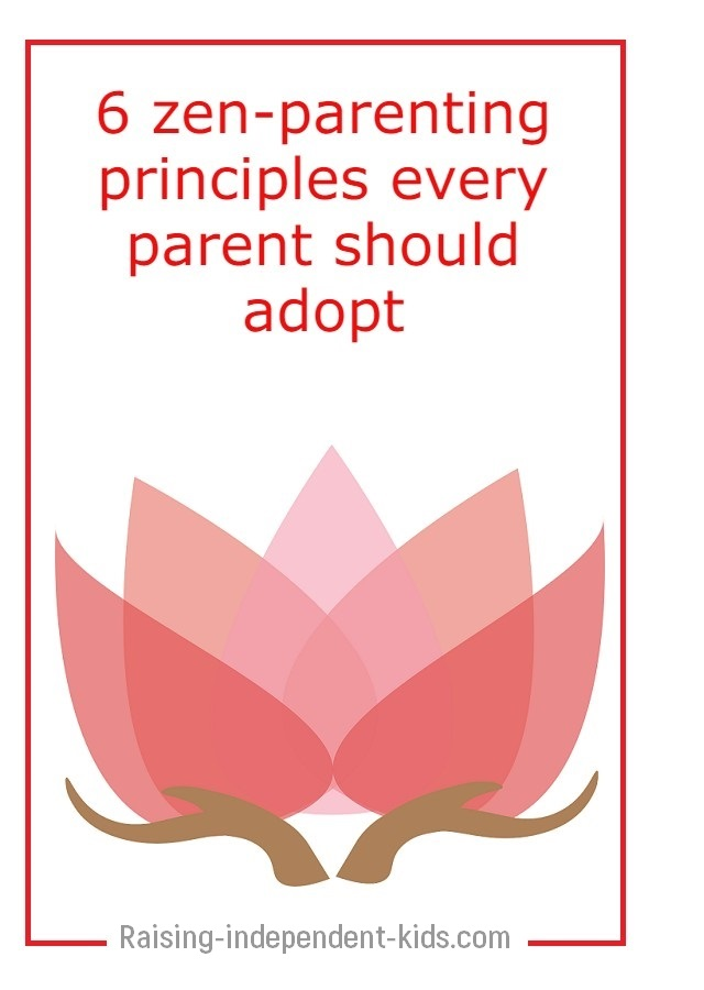How to become more zen when you are a parent