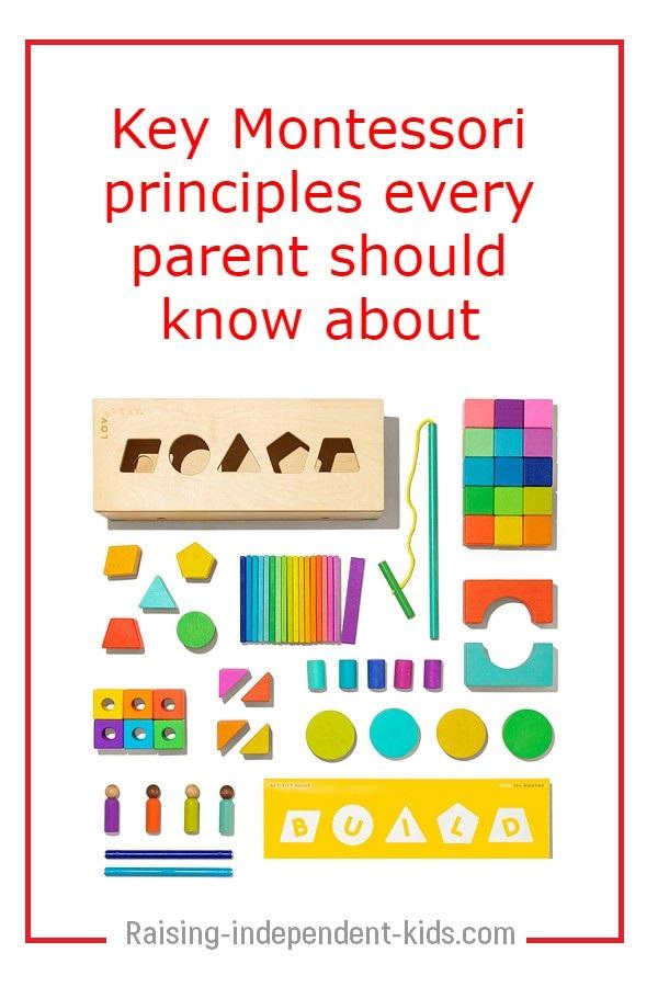how to adapt Montessori at home