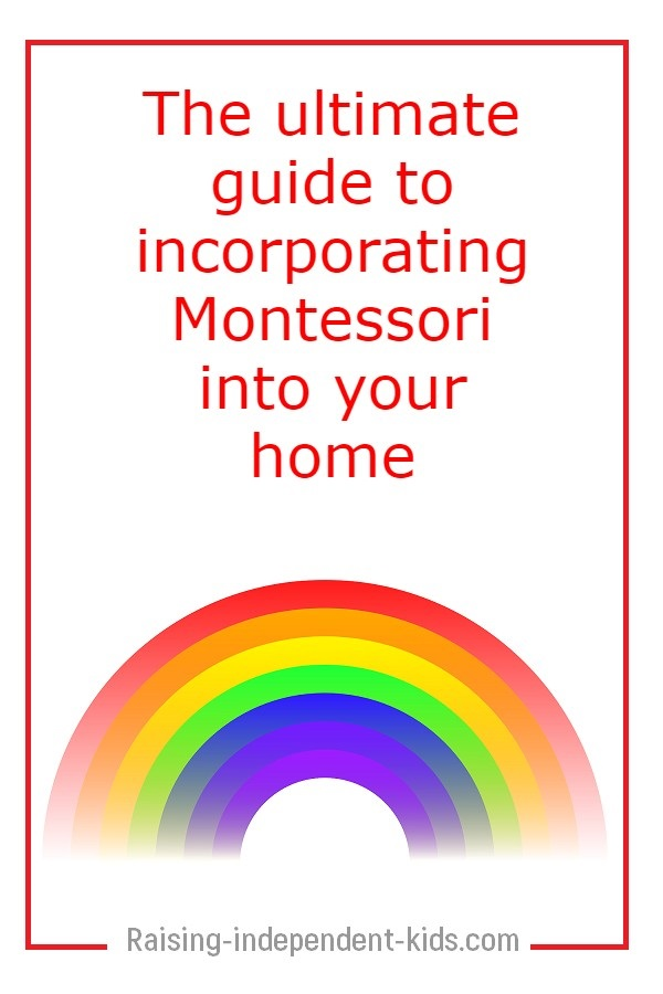 easy montessori tips for toddlers